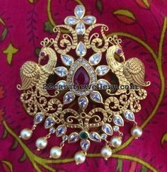"""Visit our web site for additional info on """"buy diamond pendant set"""". It is a superb spot for more information. Buy Gold Jewellery Online, Bead Jewellery, Pendant Jewelry, India Jewelry, Bridal Jewellery, Gold Pendent, Pendant Set, Diamond Pendant, Pendant Design"""