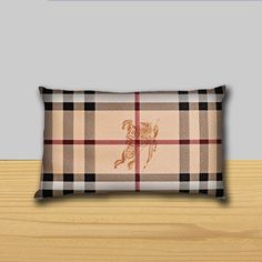 Burberry Pillow Cases 20x36 (two side)