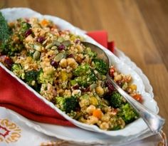 The Perfect Quinoa Salad / Say She Ate - Catering, Personal Chef, Cooking Classes, Healthy Cooking Coach Toronto