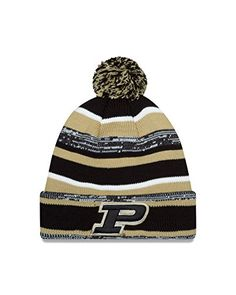 6cda4d0709a Purdue Boilermakers Knit Hat Knitted Hats