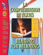 Shop Staples for great deals on La comprehension de texts/Reading for Meaning - A Bilingual Skill Building Workbook, Grades French Resources, Grade 1, Comprehension, Elementary Schools, Teaching Resources, Texts, Meant To Be, Classroom, Education