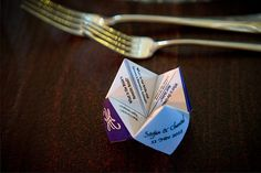 Just for the record: If I ever do get married, there will be origami involved. That is all.