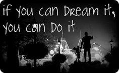 Disney, Dream it, Do it