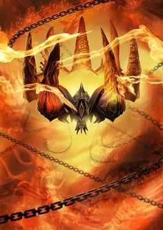 Demon Crown For Ulisses Spiele Jaecks by MichaelJaecks