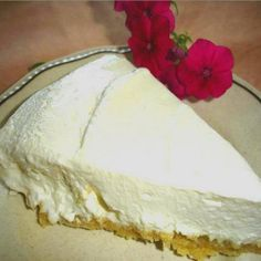 Luscious Low Carb Cheesecake (no-bake) Recipe