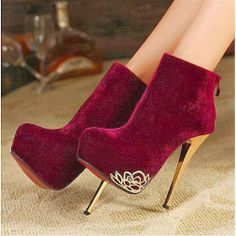 interesting boots. #shoes #boots #ankleBoots #fashion