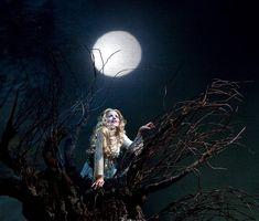 Renee Fleming as Rusalka at the Metropolitan Opera