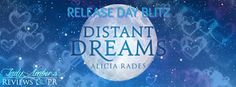 Distant Dreams    Title: Distant Dreams  Author: Alicia Rades  Genre: YA Paranormal  Hosted by:Lady Amber's Reviews & PR  Blurb:Kai Watson is only 16 but shes never had a real dream in her life. Each night she leaves her body travels to a new location and adds the sites she sees to her dream book. When she witnesses the brutal murder of upperclassman Darla Baxter while astral traveling Kai is determined to stay out of it. She never saw the murderers face and who would believe her anyway?…