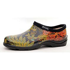 Sloggers Women's 'Midsummer' Black Garden Shoes (Size 10) | Overstock.com Shopping - Big Discounts on Other Yard Care