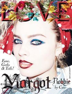 Magazine photos featuring Margot Robbie on the cover. Margot Robbie magazine cover photos, back issues and newstand editions. Love Magazine, Fashion Magazine Cover, Fashion Cover, Kids In Love, Cool Kids, Cara Delevingne Magazine Covers, Margot Robbie Pictures, Tapas, Fall Winter 2016