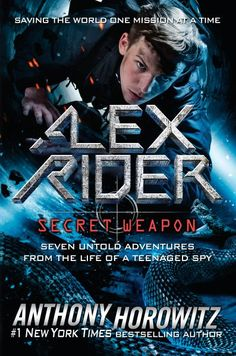 Seven stories about a teenage spy's secret missions. YA HOROWIT Anthony