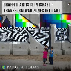 Visit PangeaToday.com to read the full article and tap twice if you love the art!   #news #Israel #Gaza #art #graffiti #StreetArt #photo #photooftheday #picoftheday #like