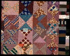 Barbara Brackman's MATERIAL CULTURE: Quilts from the Netherlands