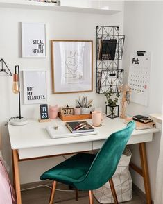 Home Interior Company .Home Interior Company Home Office Space, Home Office Design, Home Office Decor, Home Decor, Tiny Office, Study Room Decor, Room Ideas Bedroom, Bedroom Decor, Decor Room