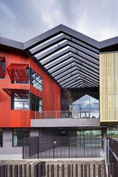 High school J. Lurat, Saint-Denis, 2013 - Mikou Design Studio