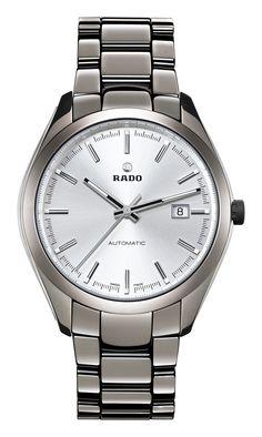 95c7313d0aad RADO Hyperchrome Automatic, plasma high-tech ceramic watch. Made in  Switzerland. R32272102