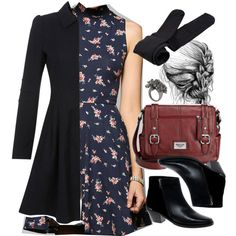 """""""Allison Inspired Outfit with Requested Dress"""" by veterization on Polyvore"""