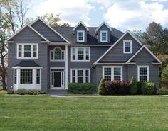 Ideas for Exterior House Siding : Exterior Siding Home