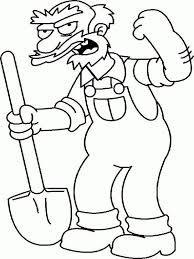 dibujos de los personajes de los simpson para dibujar - Buscar con Google