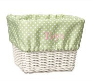 Baskets for storage unit