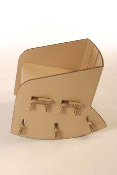 Rocking Chair (made of cardboard!):