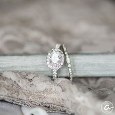 Oval A. Jaffe engagement ring available at Razny Jewelers