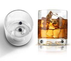 Ball Maze Drinking Glass