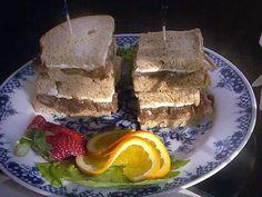 15 recipes from Watts Tea Room