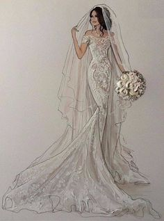 Pin by Anna Samagulova on Wedding Dresses | Pinterest | Fashion ...