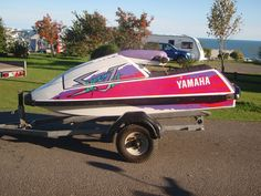 Yamaha Superjet 701 I had one just like it! Jet Ski, Water Crafts, Hot Cars, Yamaha, Monster Trucks, Surfing, Pipe Dream, Boats, Collections
