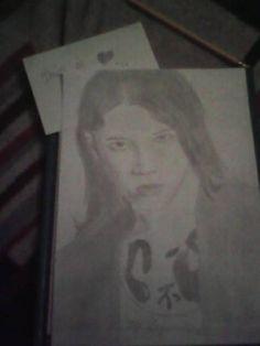 Drawing. MIYAVI <3