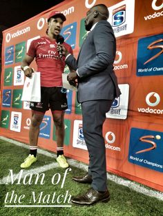 After scoring FOUR tries, its easy to see why Courtnall Skosan was awarded the Man of the Match, as well as the Emirates Fan of the Match Award! #LeyaTheLion #Liontaiment #Lions4Life #SuperRugby #EmiratesLions #BeThere #MyLionsMoment #LionsPride #LIOvRED