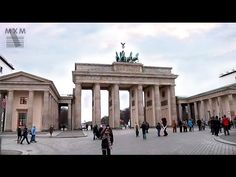 Berlin and Potsdam 1945 - aftermath (HD 1080p color footage) - YouTube