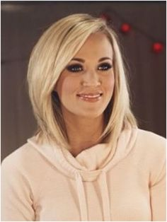 Best Hairstyles For Medium Length Hair Half Up Carrie Underwood Ideas - Jesie Medium Hair Styles, Short Hair Styles, Non Blondes, Corte Y Color, Haircut And Color, Blonde Bobs, Great Hair, Wavy Hair, Thick Hair
