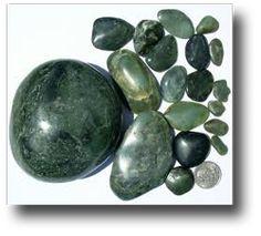Jade is the Crystal
