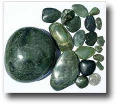 Jade is the Crystal of Tranquillity and soothes the emotions and helps keep the peace for community relations.