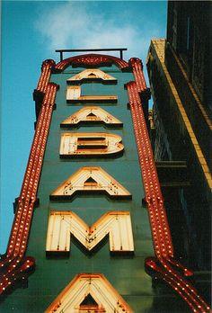 Alabama Theatre, Birmingham.