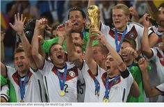 What does the 2014 soccer world cup tell us about Scrum and Agile? | LinkedIn