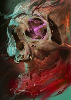 Domantas Parvianis Skull