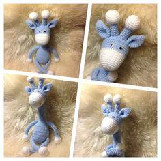 Spielzeug Häkeltier Kuscheltier Giraffe Amigurumi Toy Baby Kinder Neu in Spielzeug, Stofftiere, Sonstige | eBay