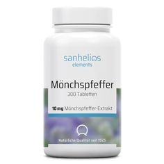 SANHELIOS monk's pepper 10 mg tablets 300 pcs Higher Dose, Tablet 10, Hormone Balancing, Weight Loss Supplements, Essential Oils, Stuffed Peppers, Stuffed Pepper, Stuffed Sweet Peppers, Balancing Hormones