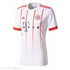 7f15e46b2  16 Eurojerseys Bayern Munich 2017-18 UCL Shirt Soccer Jersey Football Kit  Fußball-Trikot
