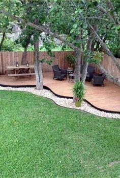 Small Backyard Landscaping Ideas Gardening Tips. Lovely Small Backyard Landscaping Ideas Gardening Tips. Front House Landscaping, Small Backyard Landscaping, Landscaping Ideas, Backyard Ideas, Garden Ideas, Backyard Privacy, Privacy Fences, Fence Ideas, Backyard Patio