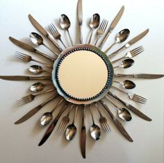 starburst mirror ikea | It's a little different I know but this would be a fun piece in a ... fun and different