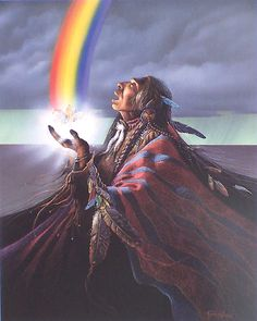 The Rainbow Blessing