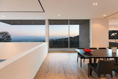 Have a look at the private residence by architects GWdesign (www.gwdesign.com) built on the hill of Sunset Plaza Drive in Los Angeles, where our MINIGRID IN TRIMLESS (www.deltalight.us...) was used indoors, while they've selected our MONOPOL (www.deltalight.us...) for outdoor use next to the pool. If you're interested, we believe this incredible residence with amazing view is still for sale!