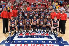 USA Basketball - Summer 2013