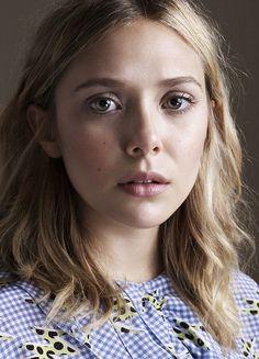 Elizabeth Olsen - Just Natural Beauty