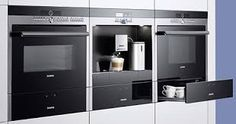 built in appliances - Google Search