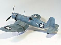 F4U-1 Corsair-pilot Wilbur Thomas Owen   Tamiya  1:48
